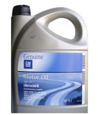 General Motors Motor Oil Dexos 2